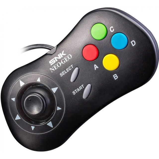 NEOGEO mini PAD (Black)