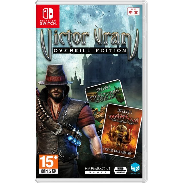 Victor Vran: Overkill Edition (Chinese & English)