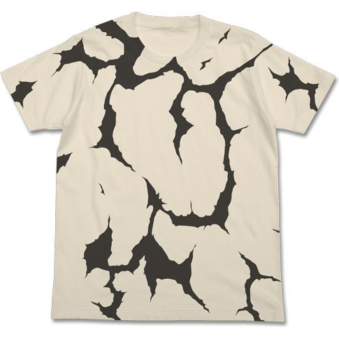 Ultra Seven - Eleking Pattern T-shirt Natural (S Size)