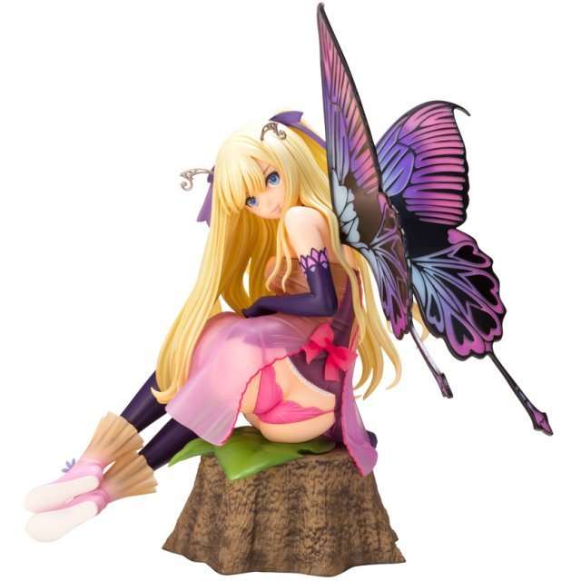 4-Leaves Tony's Heroine Collection 1/6 Scale Pre-Painted Figure: Annabel -Fairy of Ajisai-