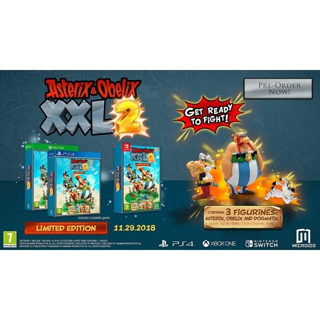 Asterix & Obelix XXL 2 [Limited Edition]