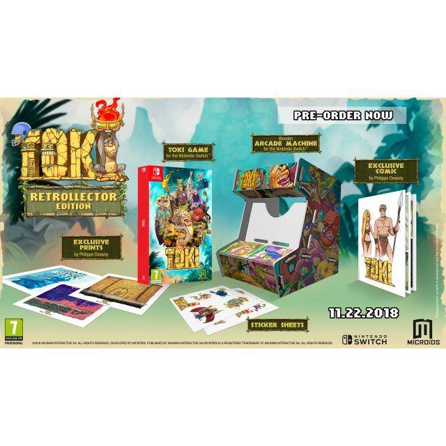 Toki [Retrollector Edition]