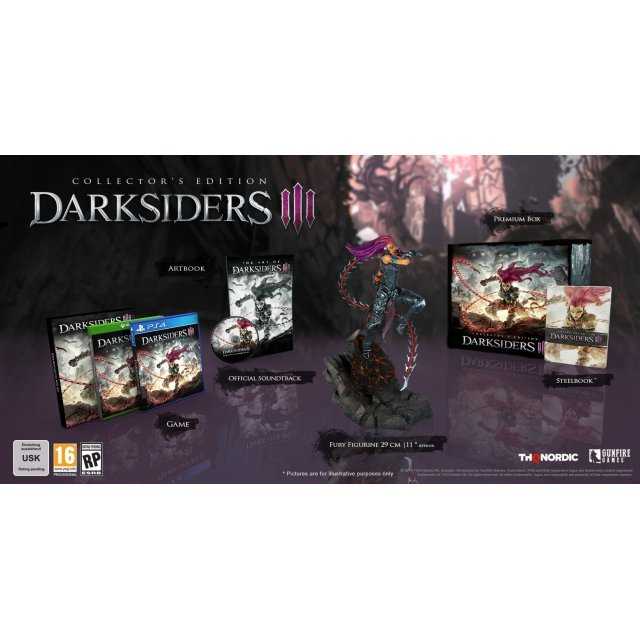 Darksiders III [Collector's Edition] (DVD-ROM)