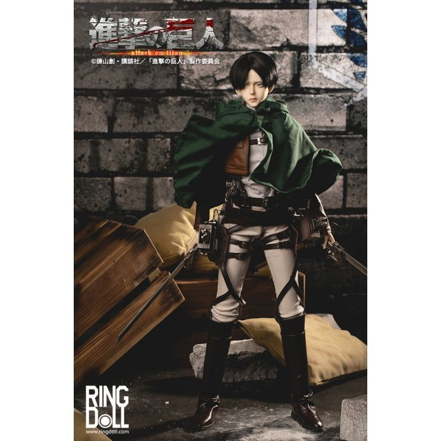 Attack on Titan 1/3 Scale Ball-Jointed Doll: Levi Ackerman
