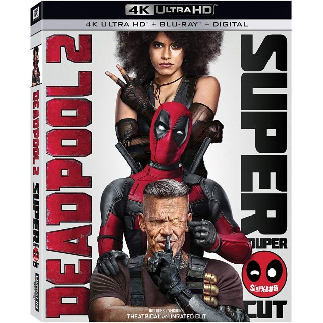 Deadpool 2 [4K Ultra HD Blu-ray]