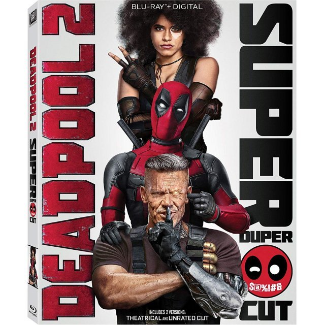 Deadpool 2 [Blu-ray+Digital HD]