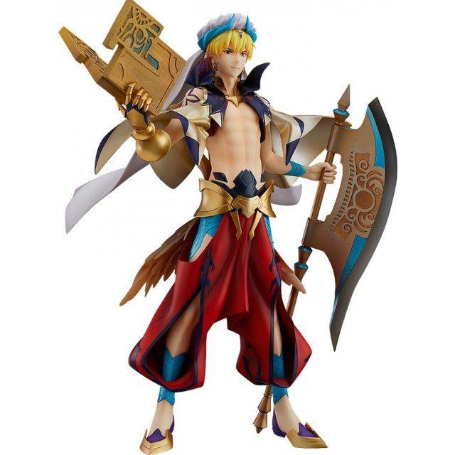 Fate/Grand Order 1/8 Scale Pre-Painted Figure: Caster/Gilgamesh