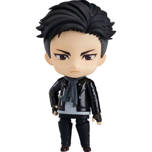 Otabek Altin Yuri on Ice