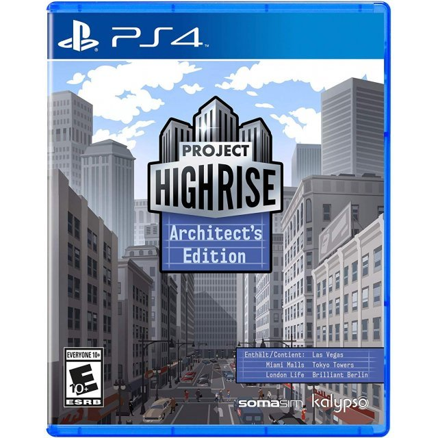 Project Highrise [Architect's Edition]