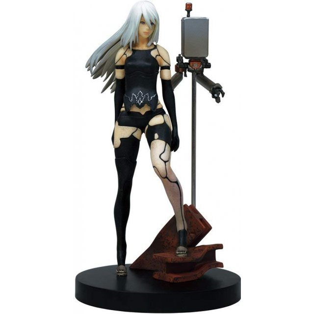 NIER: AUTOMATA CHARACTER FIGURE: YORHA TYPE A NO.2