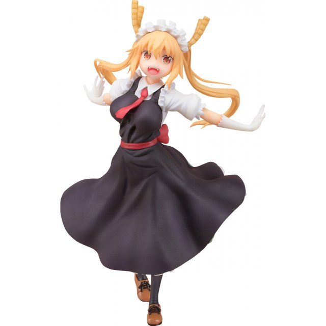 Miss Kobayashi's Dragon Maid 1/7 Scale Pre-Painted Figure: Tohru Maid Ver.