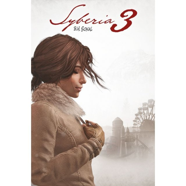 Syberia 3 (Chinese & English Subs)