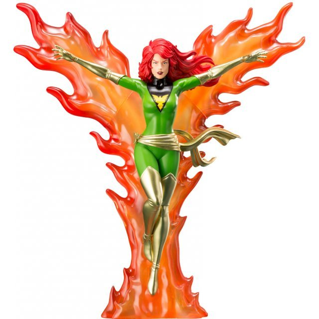 ARTFX+ X-Men 1/10 Scale Pre-Painted Figure: Phoenix