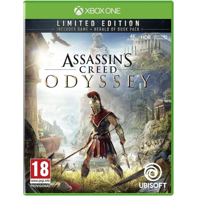 Assassin's Creed Odyssey [Limited Edition]