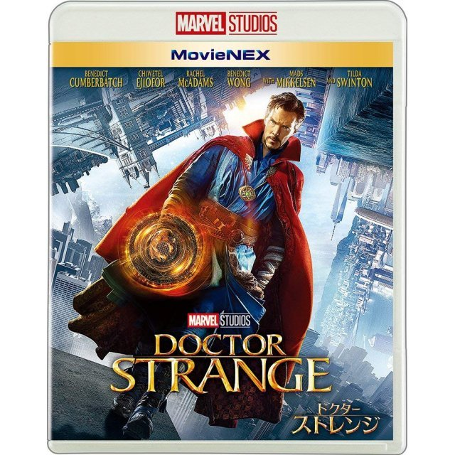 Doctor Strange MovieNEX [Blu-ray+DVD]