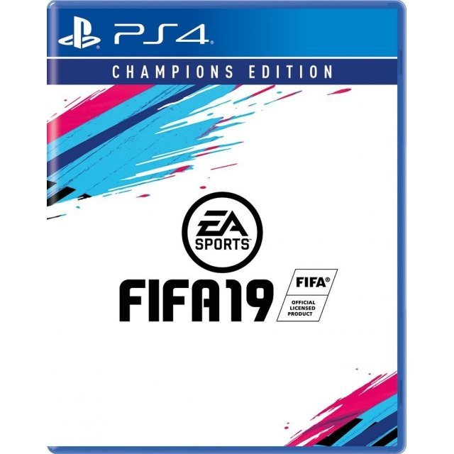 FIFA 19 [Champions Edition] (English & Chinese Subs)