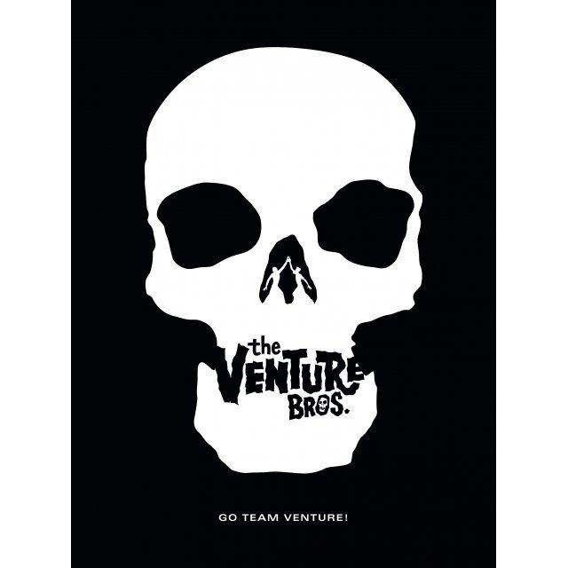 Go Team Venture!: The Art And Making Of The Venture Bros. (Hardcover)