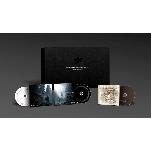 NieR Orchestral Arrangement Special Box [Limited Edition]