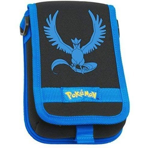Pokemon Articuno Travel Pouch for Nintendo 3DS XL (Blue)