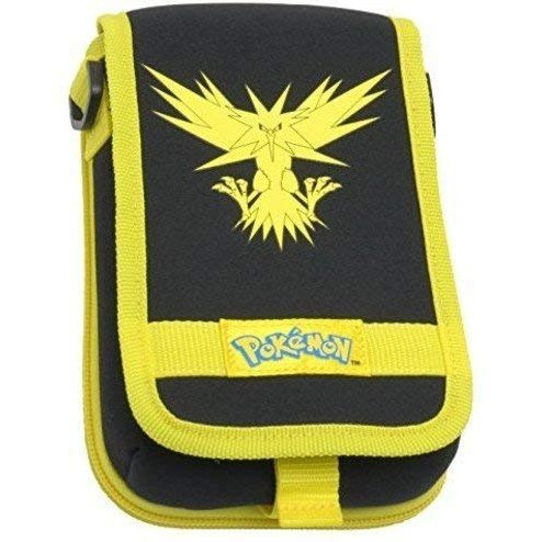Pokemon Zapdos Travel Pouch for Nintendo 3DS XL (Yellow)