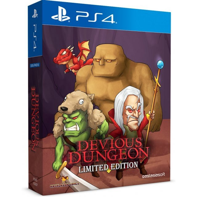 Devious Dungeon [Limited Edition]
