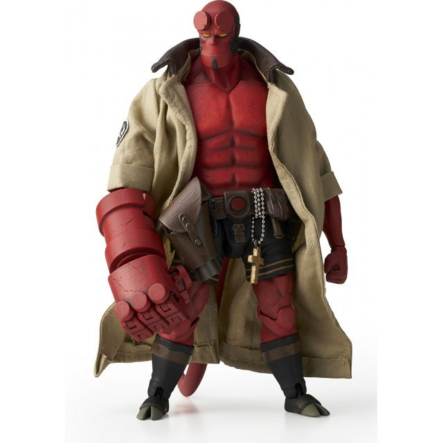 Hellboy Action Figure: Hellboy 1/12 Scale Action Figure: Hellboy