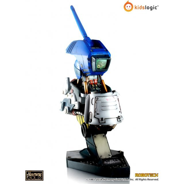 Kidslogic ST07 Robotech 1/8 Scale Mechanical Bust Statue: Valkyrie VF-1A