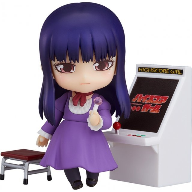 Nendoroid No. 536b High Score Girl: Akira Oono TV Animation Ver. [Good Smile Company Online Shop Limited Ver.]