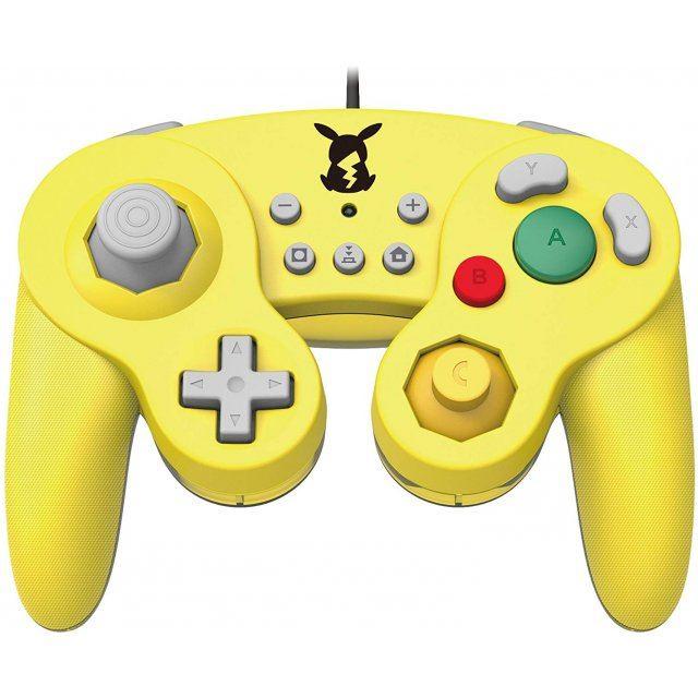 Pikachu Classic Controller for Nintendo Switch