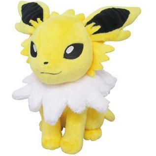 Pocket Monsters All Star Collection Plush PP111: Jolteon (S)