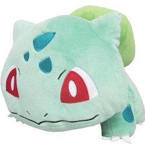 Pocket Monsters All Star Collection Plush PP118: Bulbasaur (M)