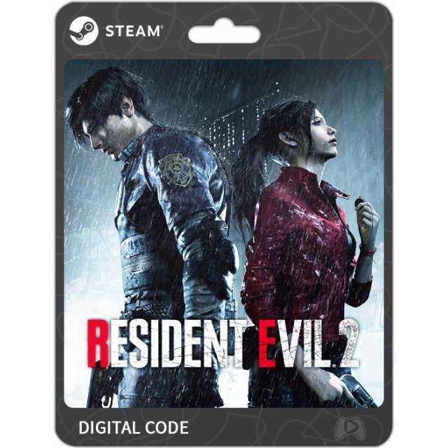 Resident Evil 2 steam digital