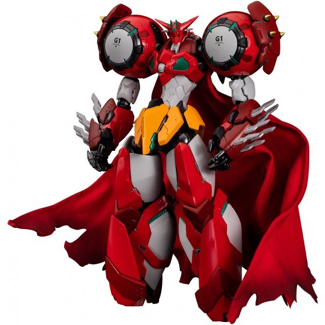 Riobot Getter Robo Devolution - The Last Three Minutes of the Universe: Getter 1