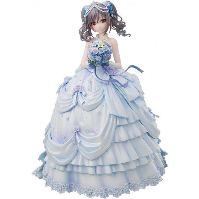 The Idolmaster Cinderella Girls 1/7 Scale Pre-Painted Figure: Ranko Kanzaki Unmei no Machibito Ver.