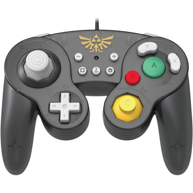 The Legend of Zelda: Breath of the Wild Classic Controller for Nintendo Switch