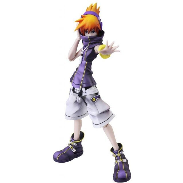 The World Ends with You Final Remix Bring Arts: Neku Sakuraba