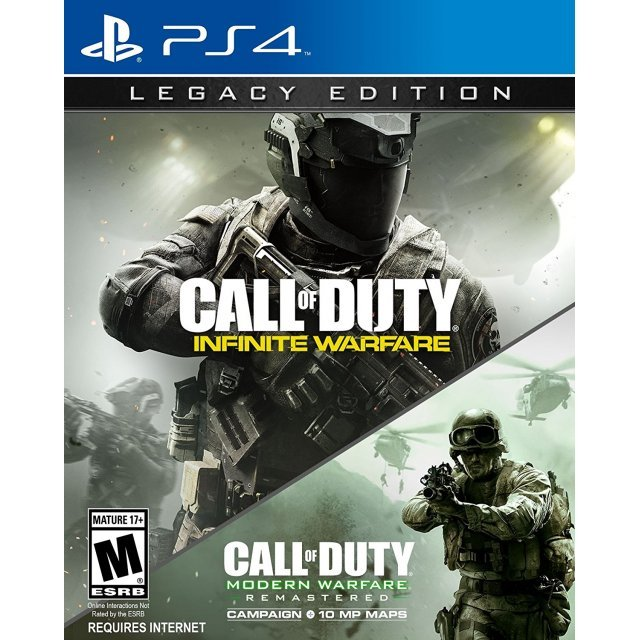 Call of Duty: Infinite Warfare [Legacy Edition] (Latam Cover)
