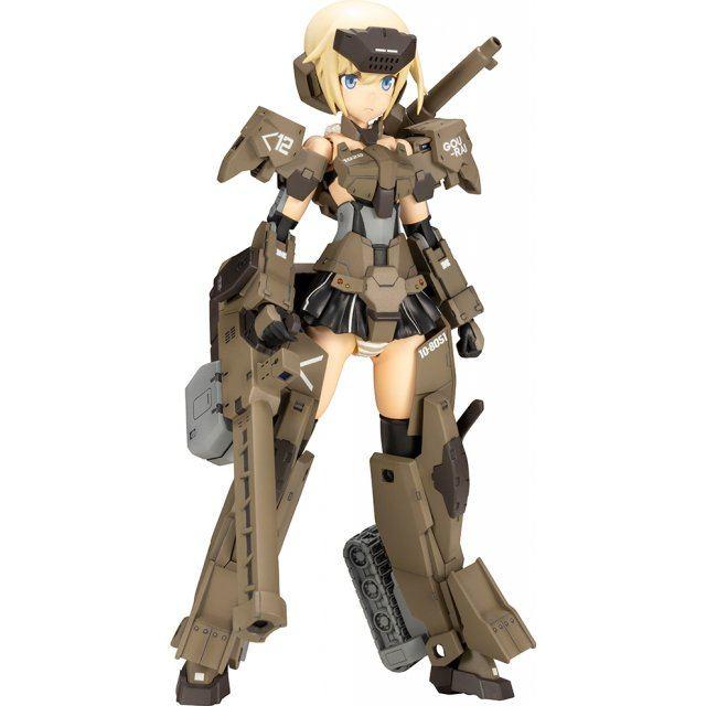 Frame Arms Girl: Gourai Ver.2