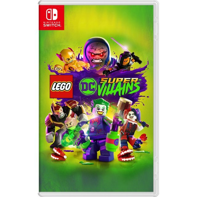 LEGO DC Super-Villains (English & Chinese Subs)