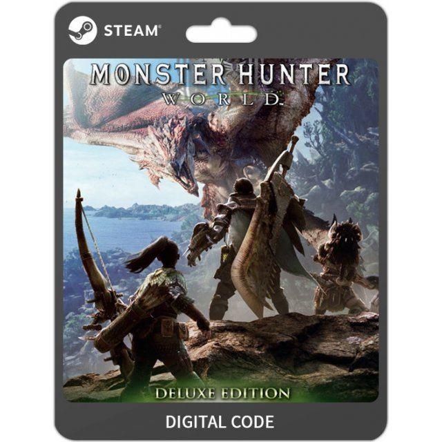 Monster Hunter: World [Deluxe Edition]