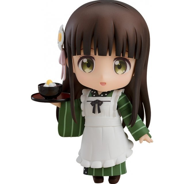 Nendoroid No. 973 Is the Order a Rabbit??: Chiya [Good Smile Company Online Shop Limited Ver.]