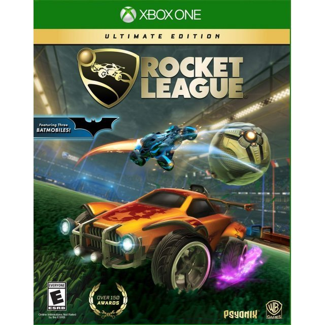Rocket League [Ultimate Edition] (Latam Cover)