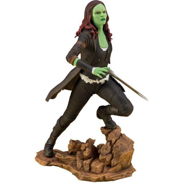 ARTFX+ Avengers Infinity War 1/10 Scale Pre-Painted Figure: Gamora -Infinity War-