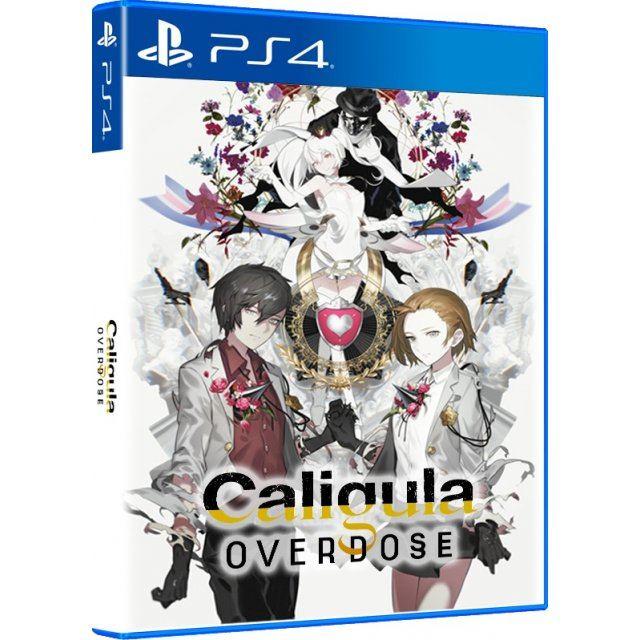 Caligula: Overdose (English & Chinese)