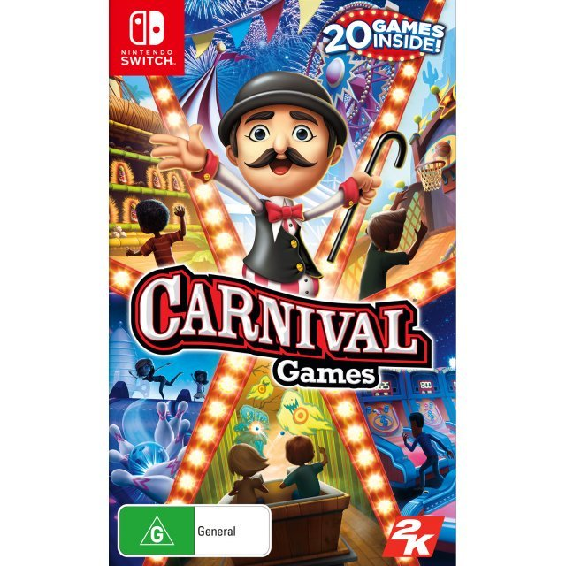 Carnival Games for Nintendo Switch
