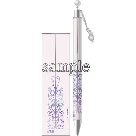 Fate/Extella Link Ballpoint Pen With Charm C. Arjuna