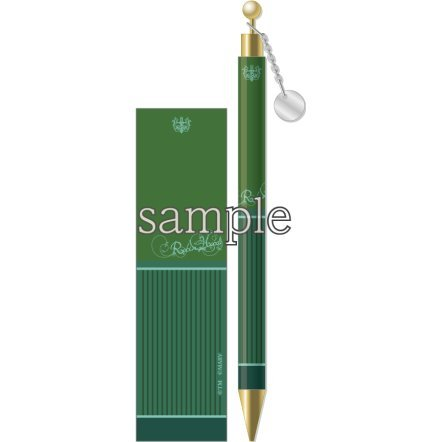 Fate/Extella Link Ballpoint Pen With Charm E. Robin Hood