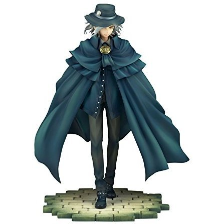 Fate/Grand Order Altair 1/8 Scale Pre-Painted Figure: Avenger/King of the Cavern Edmond Dantes