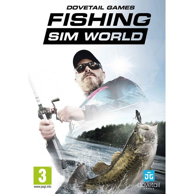 Fishing Sim World (DVD-ROM)