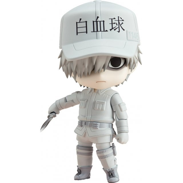 Nendoroid No. 979 Cells at Work!: White Blood Cell [Good Smile Company Online Shop Limited Ver.]